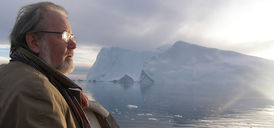 Finn Jørn Jakobsen i Grønland